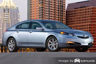 Insurance quote for Acura TL in Phoenix