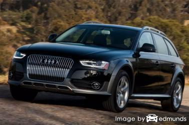 Discount Audi Allroad insurance