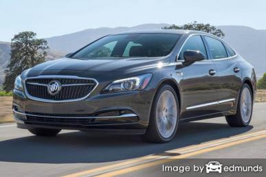 Insurance quote for Buick LaCrosse in Phoenix