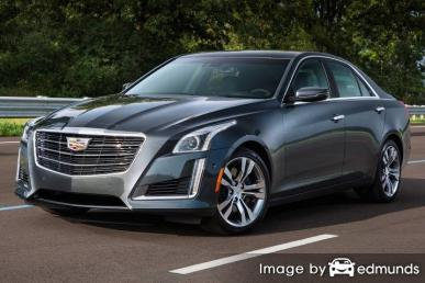 Insurance rates Cadillac CTS in Phoenix