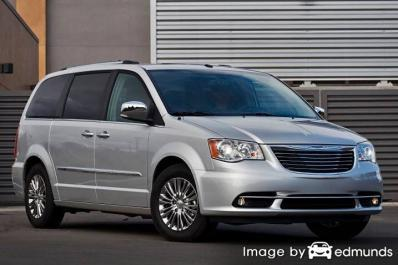 Insurance quote for Chrysler Town and Country in Phoenix