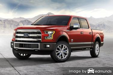 Insurance rates Ford F-150 in Phoenix