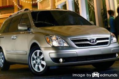 Insurance quote for Hyundai Entourage in Phoenix