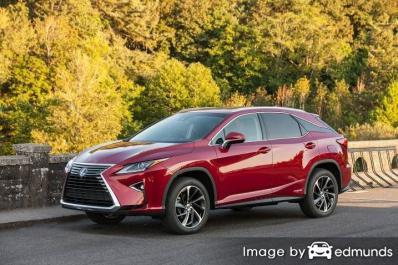 Insurance for Lexus RX 450h