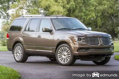 Insurance quote for Lincoln Navigator in Phoenix