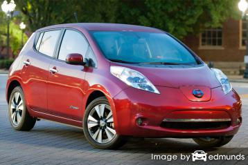 Insurance quote for Nissan Leaf in Phoenix