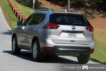 Insurance quote for Nissan Rogue in Phoenix