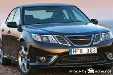 Insurance rates Saab 9-3 in Phoenix