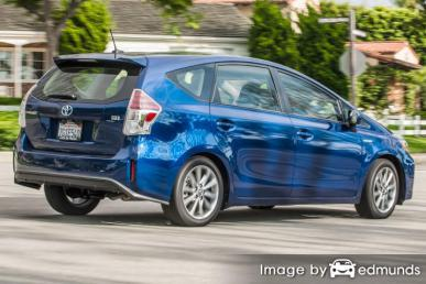 Insurance quote for Toyota Prius V in Phoenix