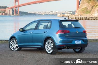 Insurance quote for Volkswagen Golf in Phoenix