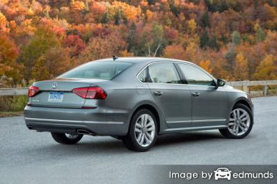 Insurance quote for Volkswagen Passat in Phoenix