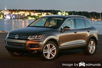 Insurance quote for Volkswagen Touareg in Phoenix
